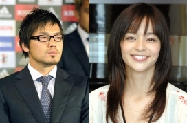 松井大輔と加藤ローサが結婚